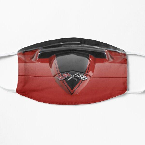 Corvette Stingray Hood detail Flat Mask