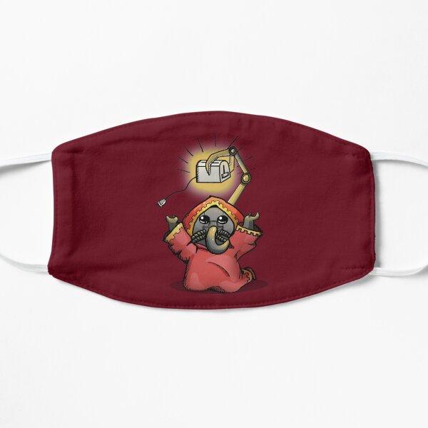 Toaster Priest Flat Mask