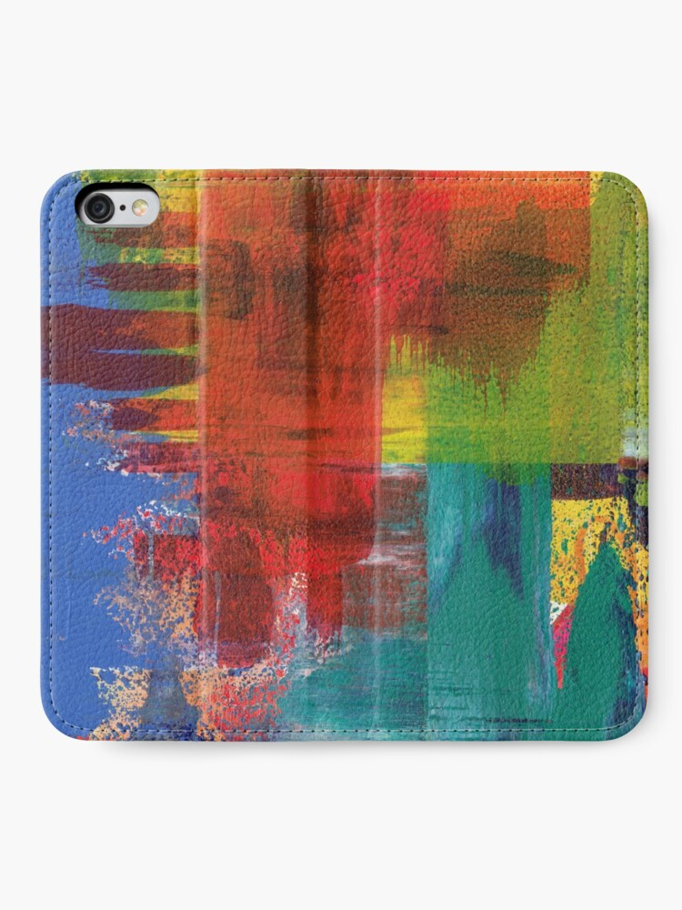 Alternate view of Bold Nuance III iPhone Wallet