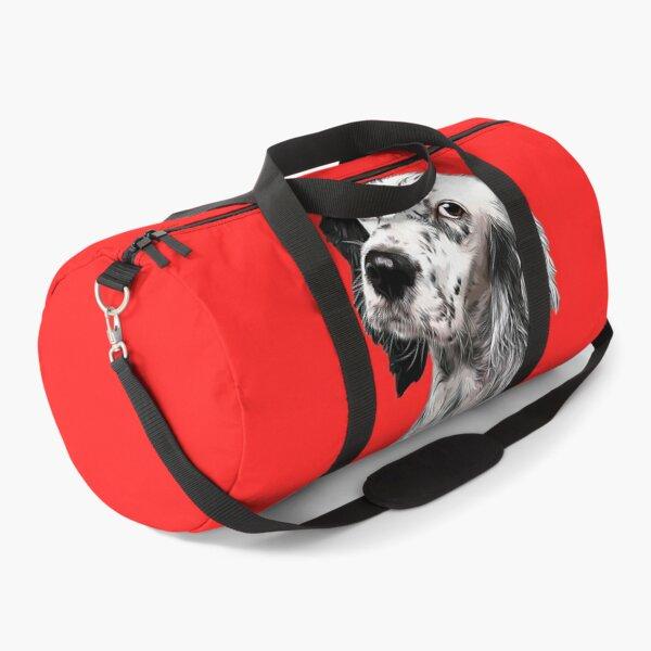 English Setter Duffle Bag