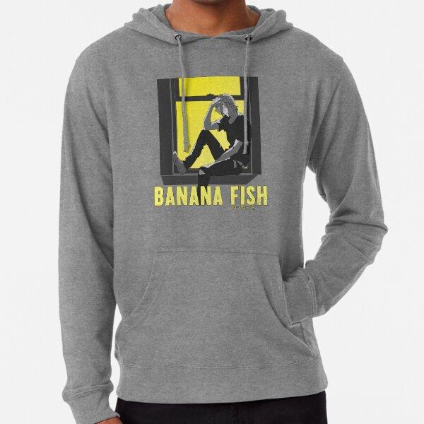 Appui de fenêtre Ash - Banana Fish Sweat à capuche léger