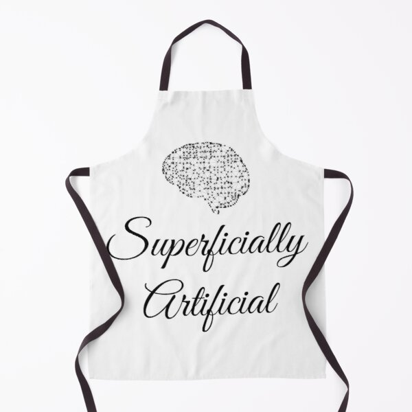 Superficially artificial Apron