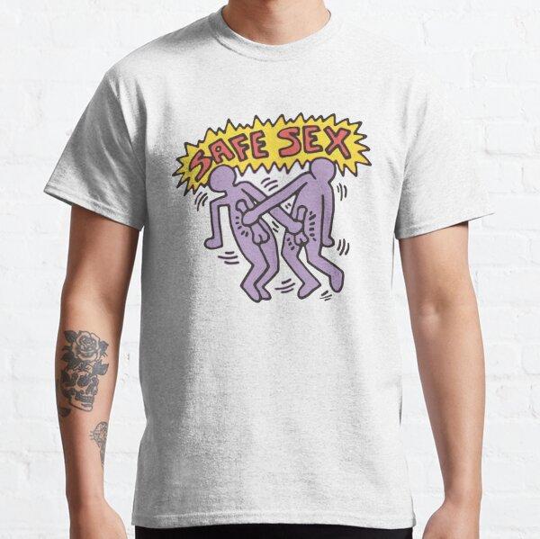Safe sex Harry message Classic T-Shirt
