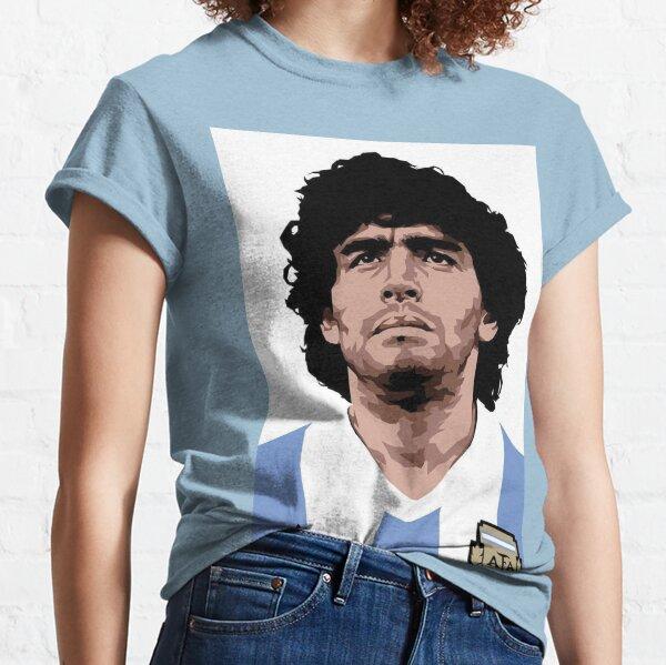 Diego Armando Maradona Art Classic T-Shirt