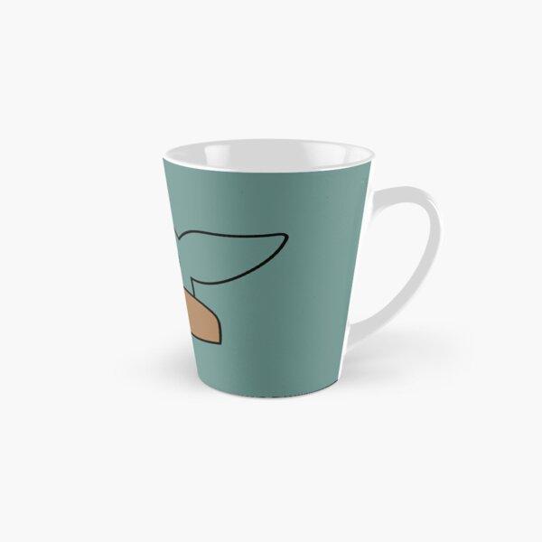 The Green Baby Outline Tall Mug