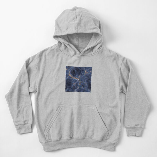 Our Home Supercluster, Laniakea, supercluster of galaxies Kids Pullover Hoodie