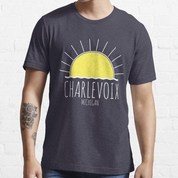 Charlevoix Michigan Essential T-Shirt