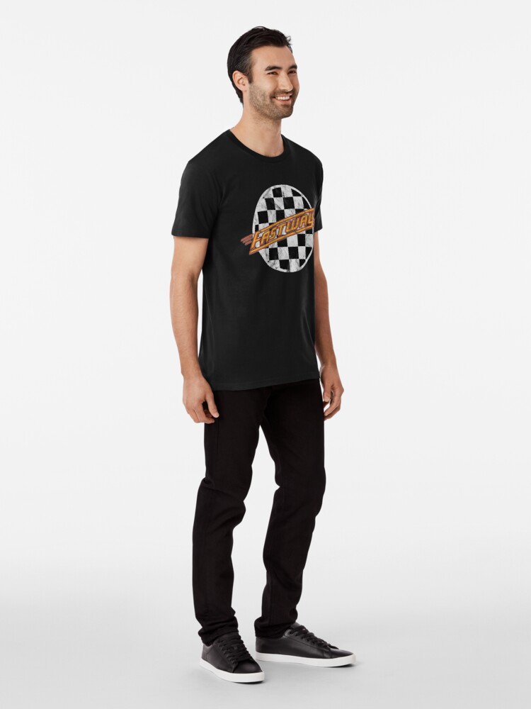 Alternate view of Best Seller classic Rock n Roll Hard Rock sleaze Heavy Metal nwobhm Fastway Premium T-Shirt