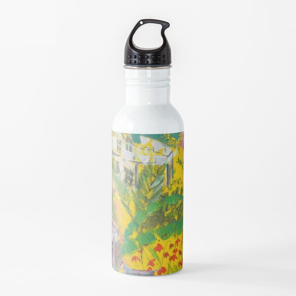 St Ives Yellow Garden Water Bottle