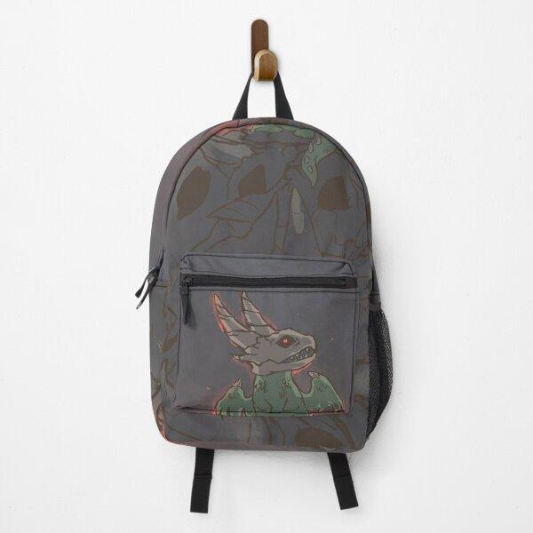 Rabbit Dragon of the Apocalypse Backpack