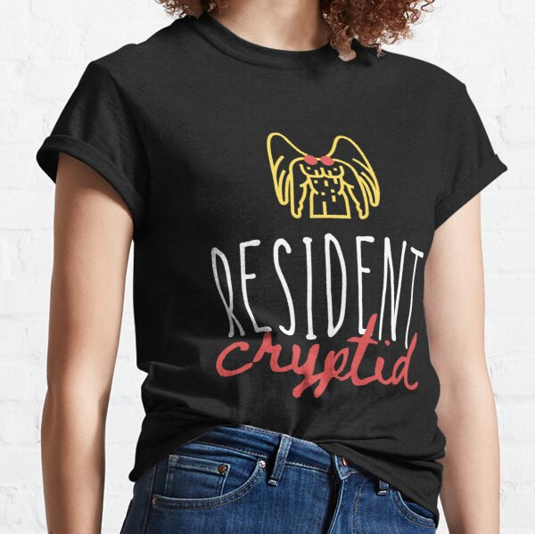 Resident Cryptid 1 Classic T-Shirt