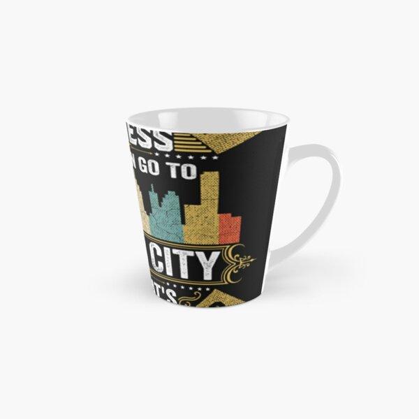 Kansas City-KC Football Tall Mug