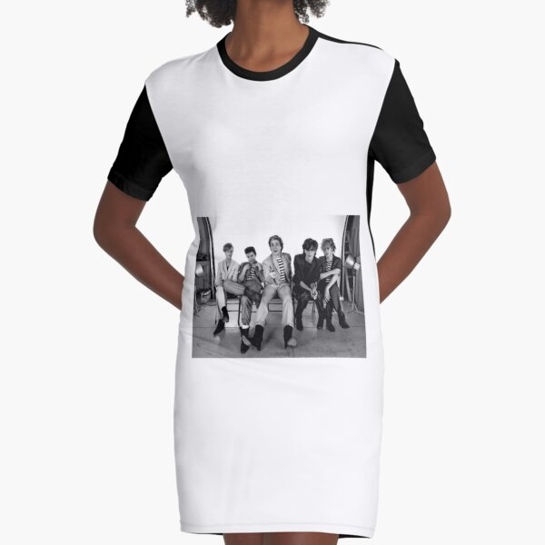 Duran an Duran tour 2020 Graphic T-Shirt Dress