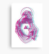 Raptor-Jesus Canvas Print