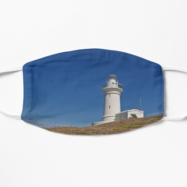 South Solitary Lighthouse 5 Flat Mask