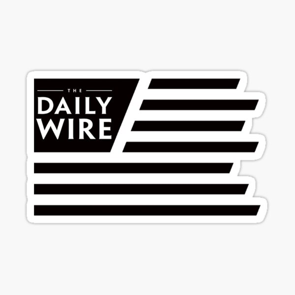 The Daily Wire Sticker