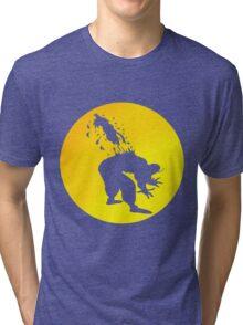 Kill the king. Tri-blend T-Shirt