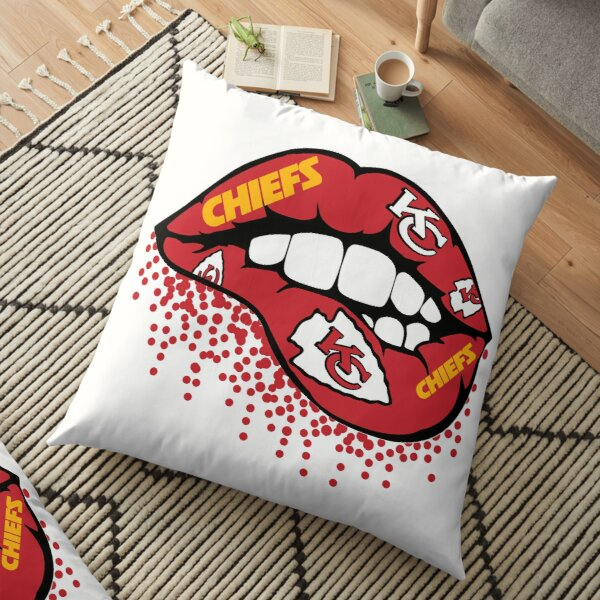 kc baseball Floor Pillow