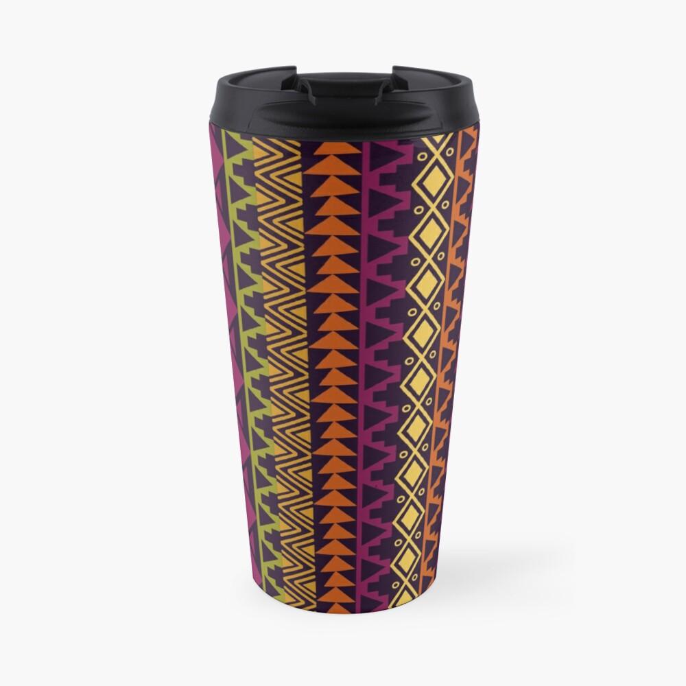 African Border Travel Mug