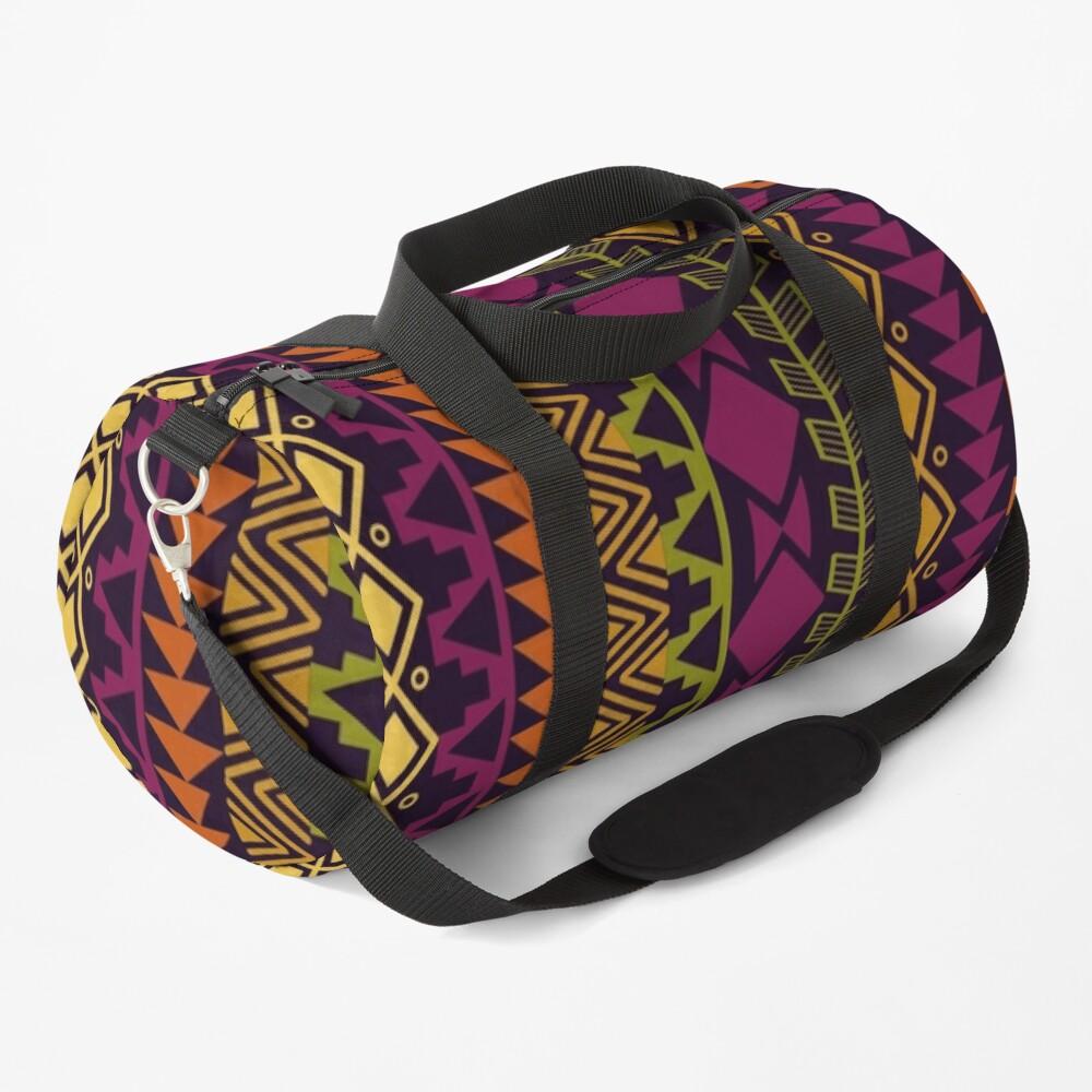 African Border Duffle Bag