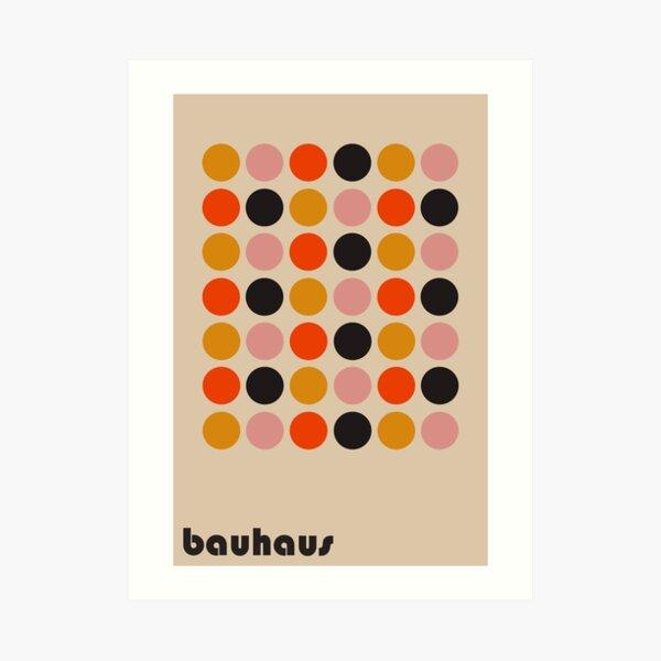 Bauhaus # 12 Lámina artística