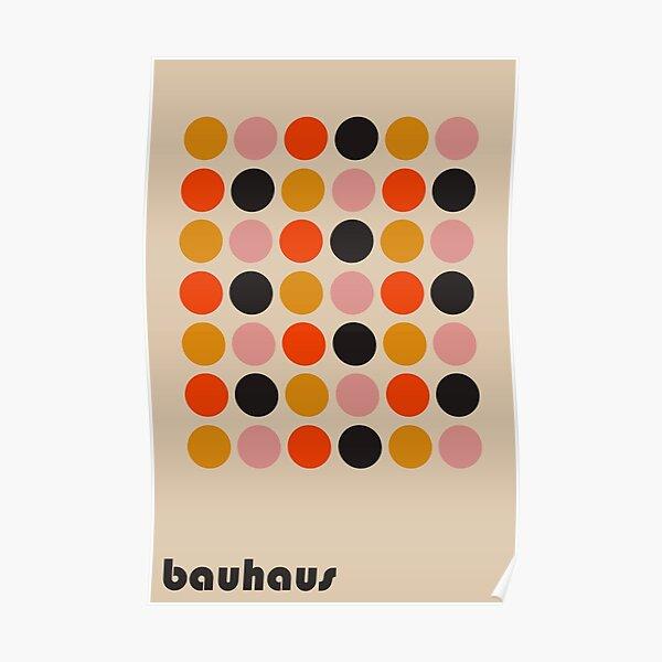 Bauhaus # 12 Póster