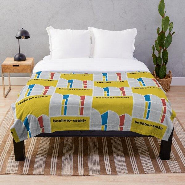 Bauhaus Archiv #14 Throw Blanket