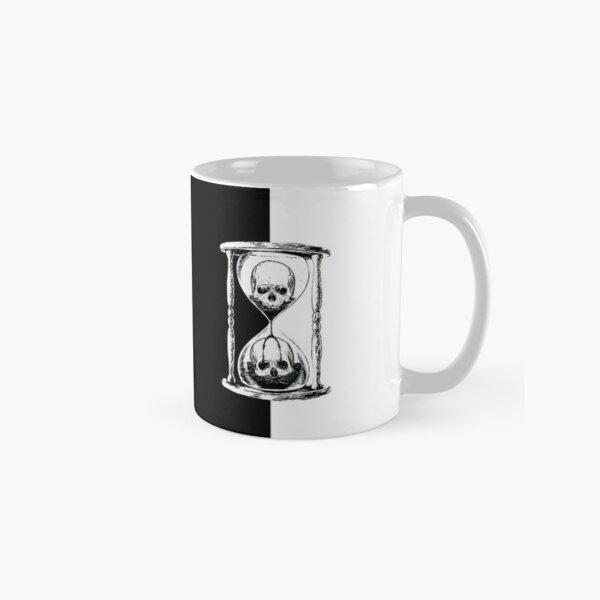 Logo de sablier Unus Annus Mug classique