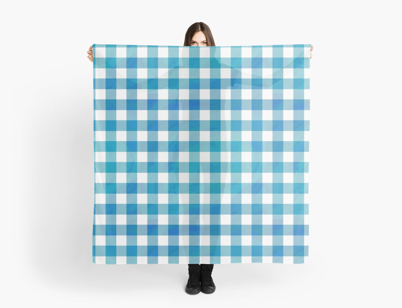 Find checkered scarf at ShopStyle. Shop the latest collection of checkered scarf from the most popular stores - all in one place.
