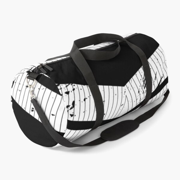 Chevron Stripes Duffle Bag