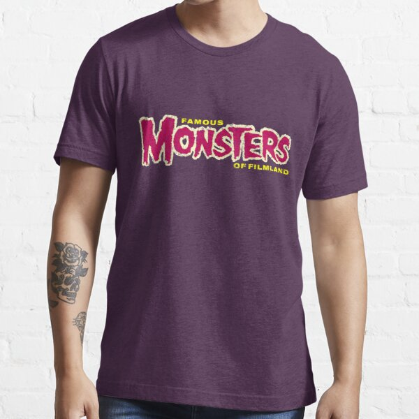Famous Monsters Essential T-Shirt