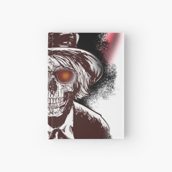 The nasty game demon Hardcover Journal