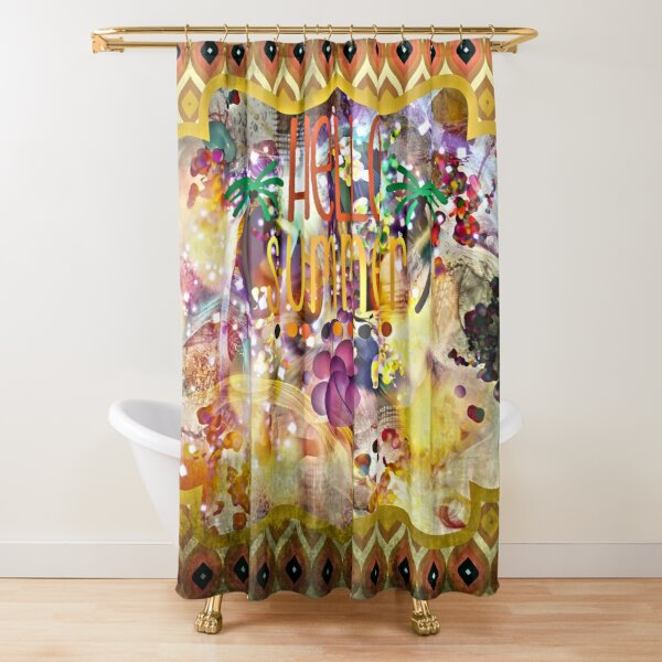 Holidays Shower Curtain