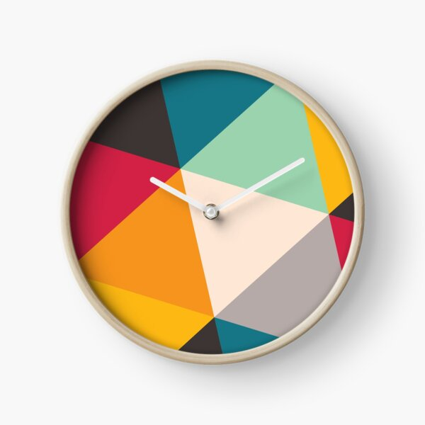 Triangles (2012) Clock