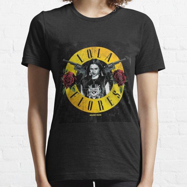 camiseta lola flores Camiseta esencial