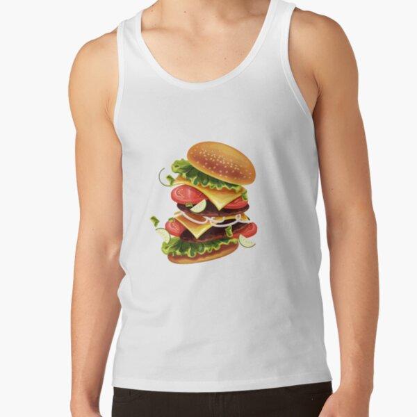 burger Tank Top