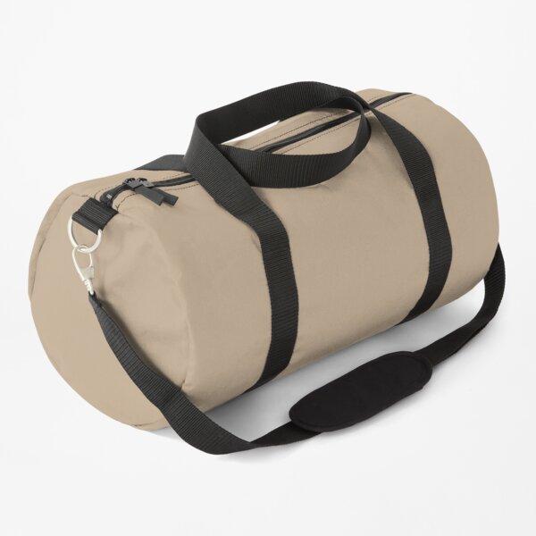Warm Sand Color  Duffle Bag