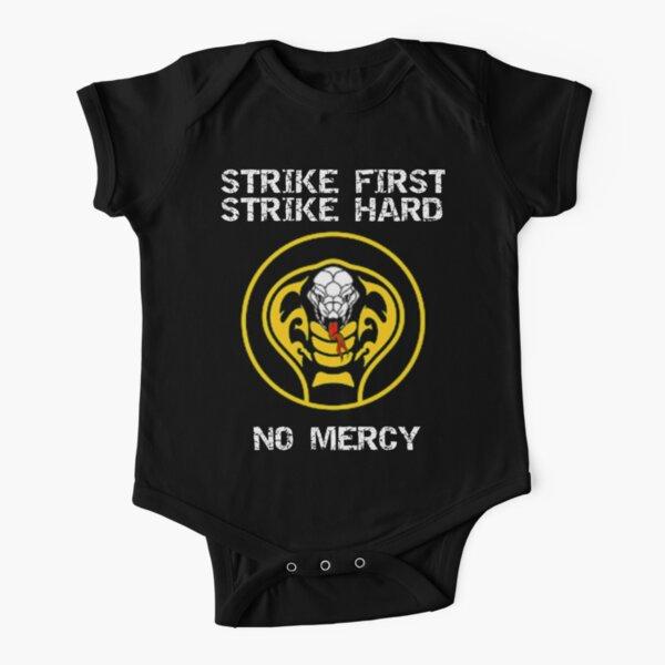 cobra kai Body de manga corta para bebé