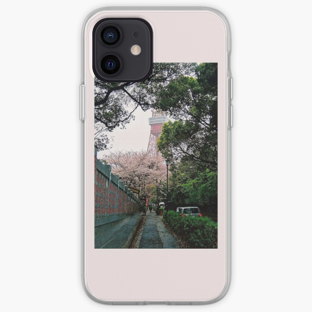 Tokyo Tower in the Spring iPhone Case & Cover