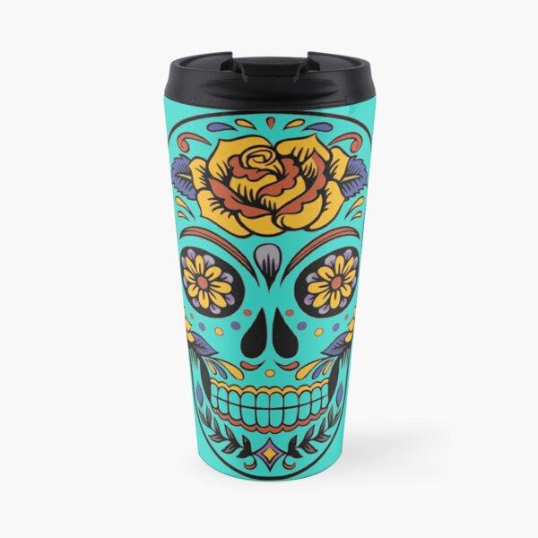 Skull Of Death Travel Mug