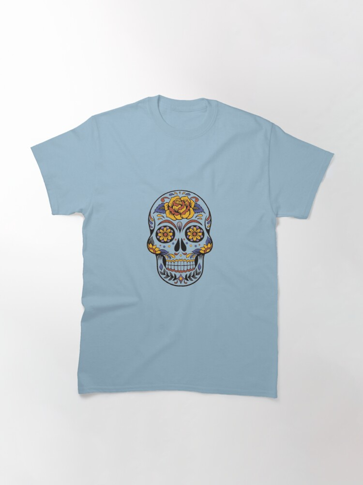 Alternate view of Skull Of Death Classic T-Shirt