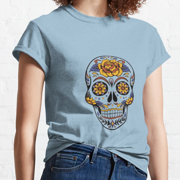 Skull Of Death Classic T-Shirt