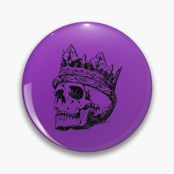 King Of Skull Pin