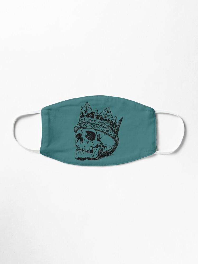 Alternate view of King Of Skull Mask