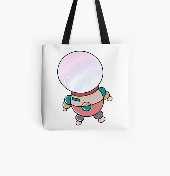 Astronaut 2 All Over Print Tote Bag