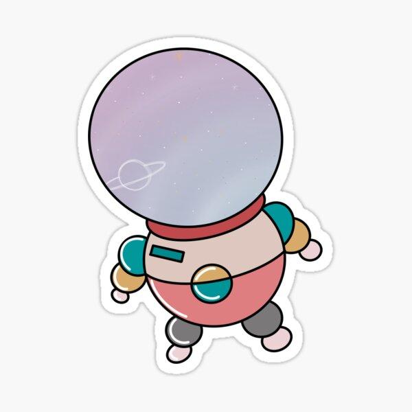 Astronaut 2 Sticker