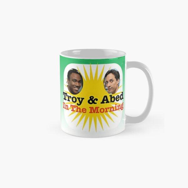 Troy and Abed Classic Mug