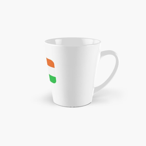 Niger Flag Niger Independence Day Gift for Proud Nigerien Tall Mug
