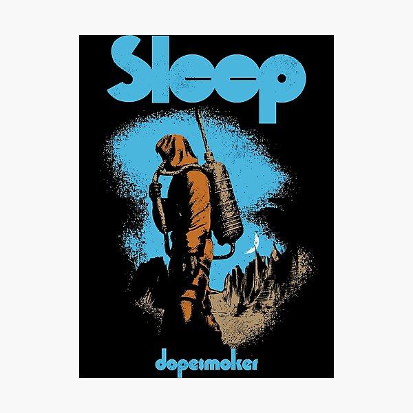 Sleep Dopesmoker Photographic Print