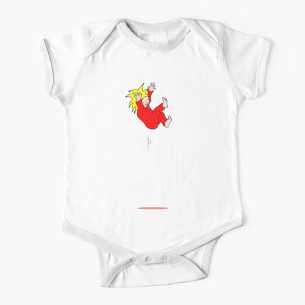 Jester baby Short Sleeve Baby One-Piece